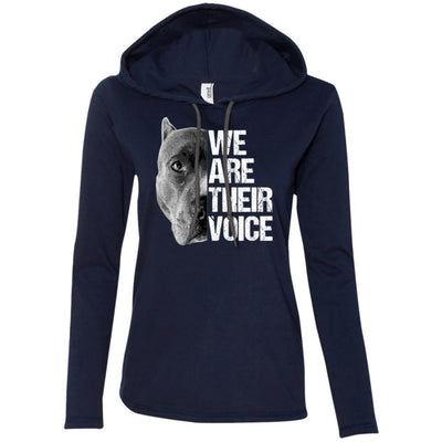 We Are Their Voice T-Shirt Hoodie