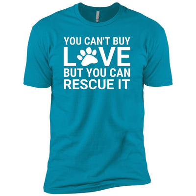 You Can't Buy Love But You Can Rescue It Premium Tee