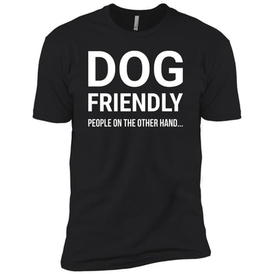 Dog Friendly Premium Tee