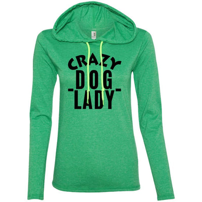 Crazy Dog Lady T-Shirt Hoodie
