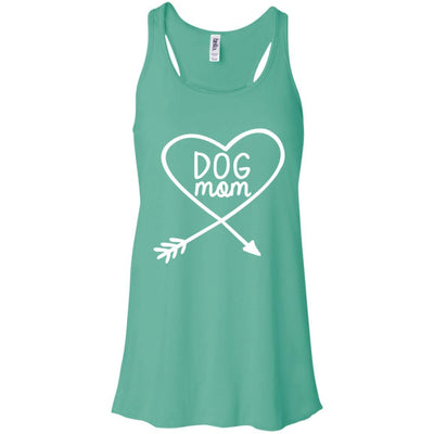 Dog Mom Flowy Tank