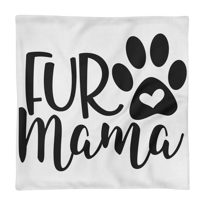 Fur Mama Premium Pillow Case only