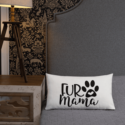 Fur Mama Premium Pillow