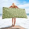 I Heart All Breeds Of Dogs Beach Towel