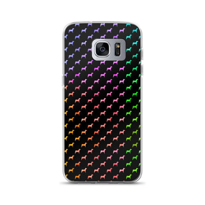 Colorful Canines Samsung Case