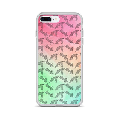 Yoga Dog iPhone Case