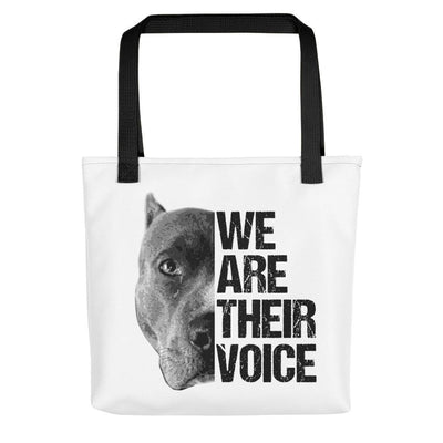 We Are Their Voice Tote bag