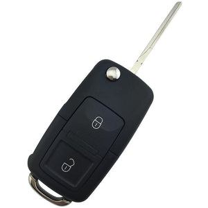 Skoda Fabia Octavia 2 button Remote Key 1J0959753N