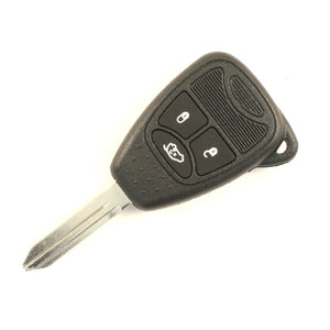 Jeep Commander, Grand Cherokee, Liberty 3 Button Remote (2006-2012)