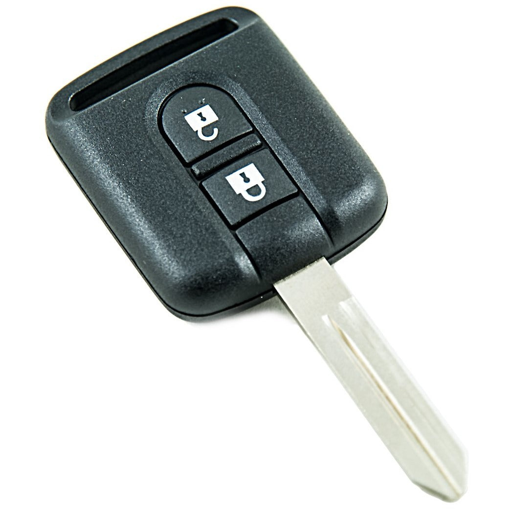 Nissan 2 button Remote Case - Cabstar Note Micra etc