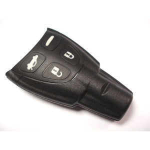 SAAB 93 4 button Remote with blade 433Mhz