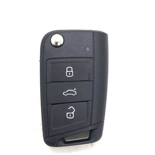 VW Polo 3 button Hitag Pro VAG3 Remote 2G6959752