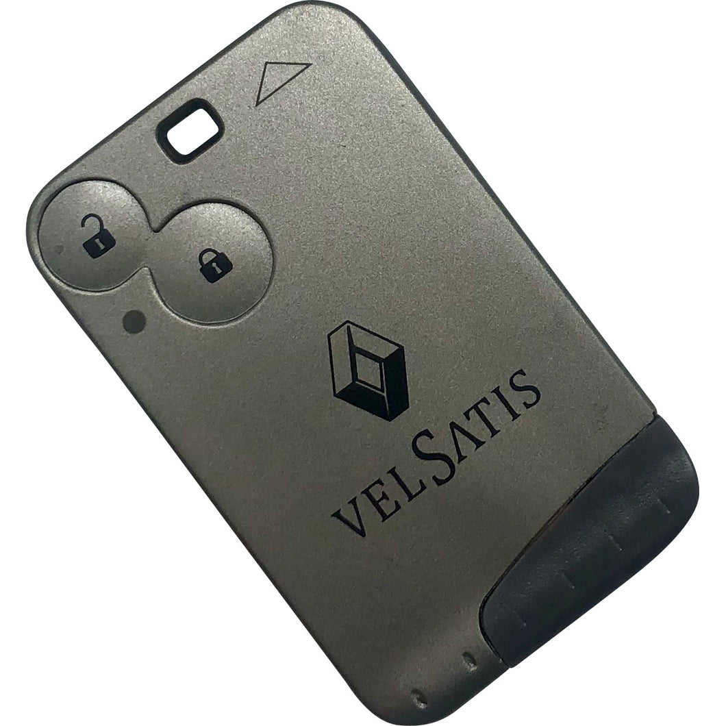 Renault Vel Satis 2 Button Remote Key with PCF7947 Chip