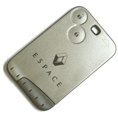 Espace 2 Button Key Card