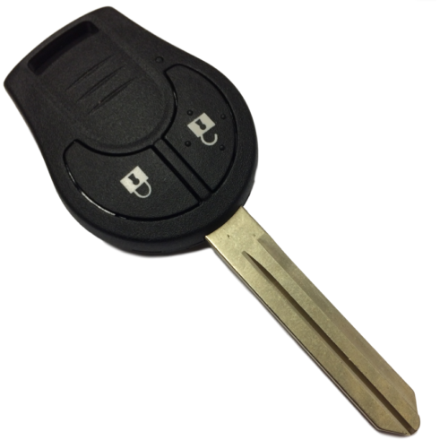 Nissan Micra Juke 2 Button Remote Key