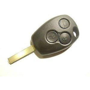 Vauxhall Vivaro 3 Button Key Remote Fob