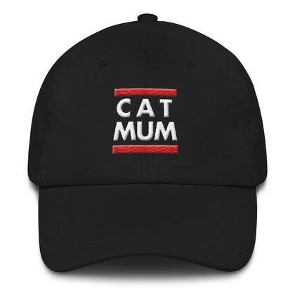 Cat Mum - dad hat