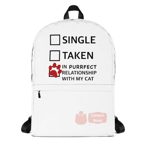 In Relationship - backpack