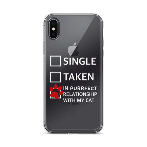 In Relationship - iPhone case