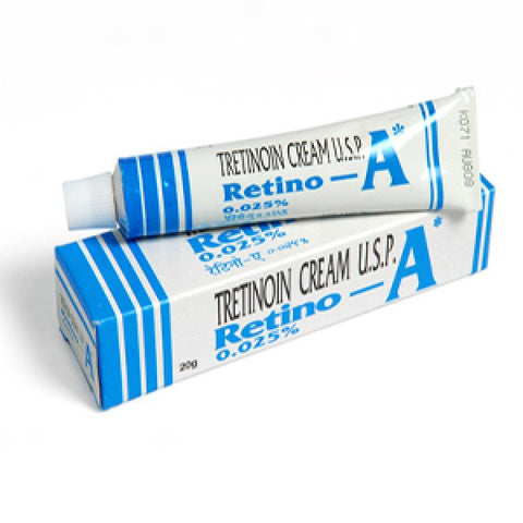 Retino A Cream .025% (20 gm)