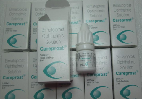 Cheapest Careprost Bimatoprost Opthalmic Solutions 10 bottles- $140 Free Shipping