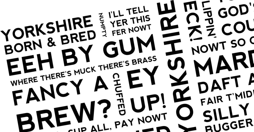 Yorkshire Dialect Collection