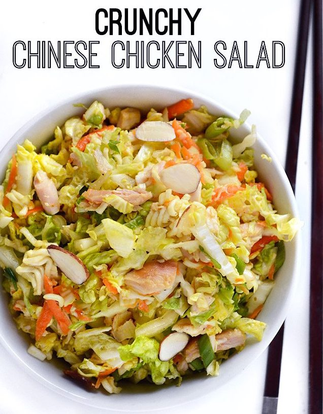 20 Minutes Meal | Crunchy Chinese Salad