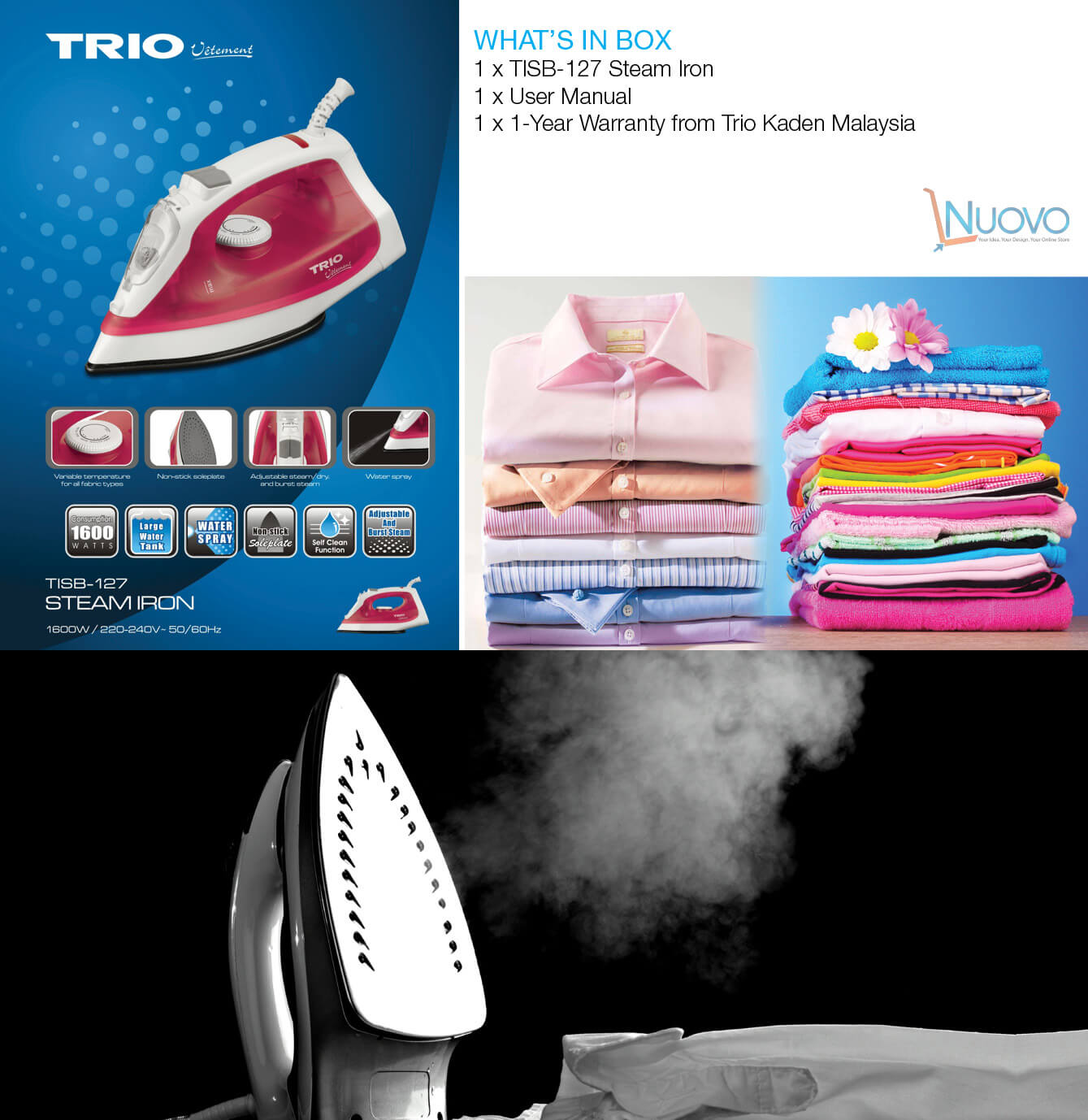 trio-tisb-127-steam-iron