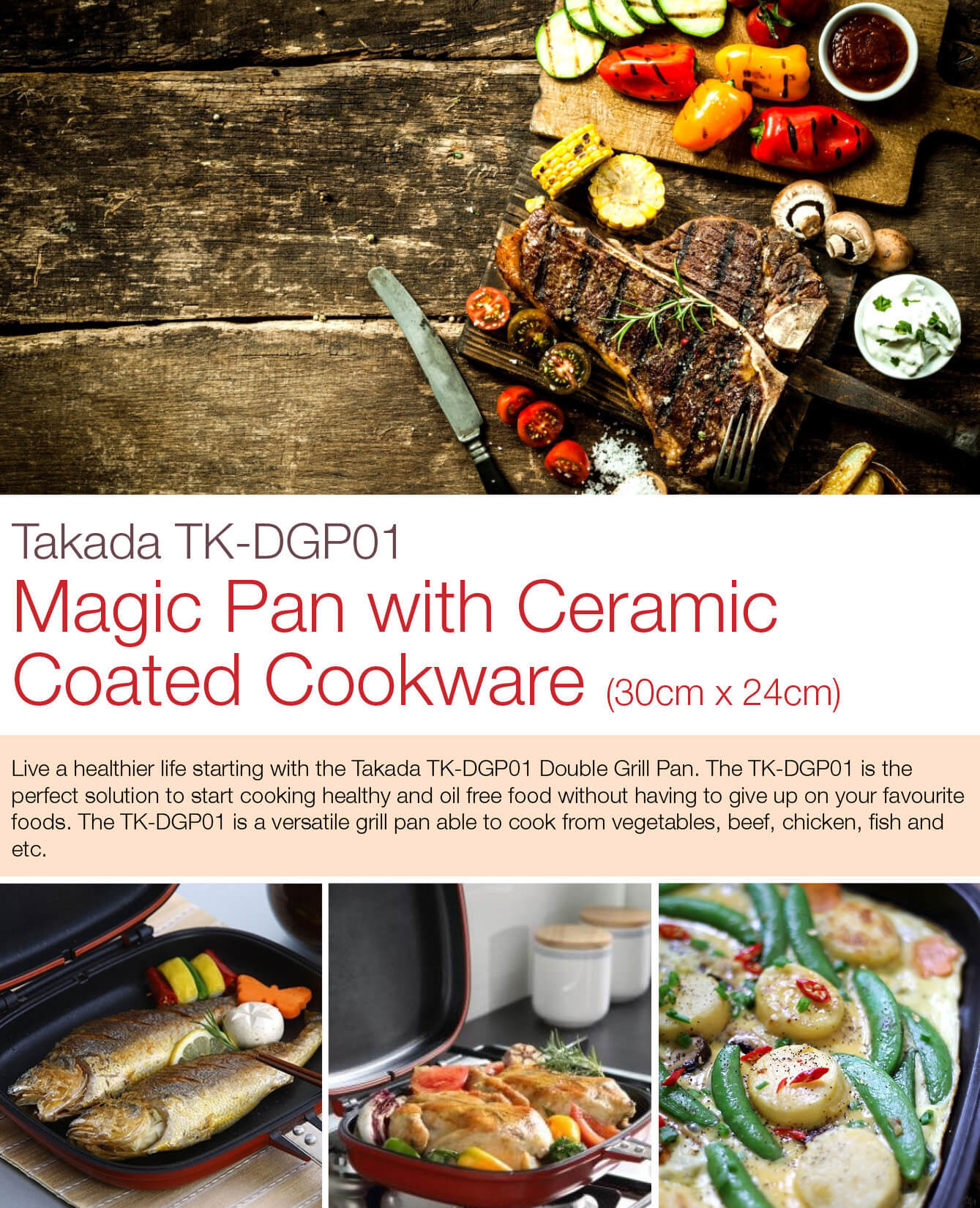 takada-tk-dgp01-magic-pan-with-ceramic-coated-cookware