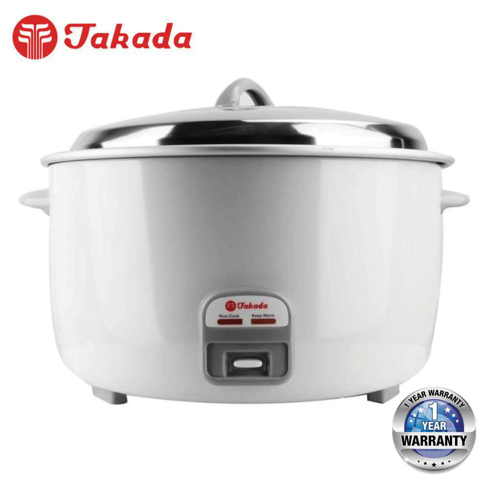 TAKADA CFXB-100L Commercial Rice Cooker – 10L - almaxpress