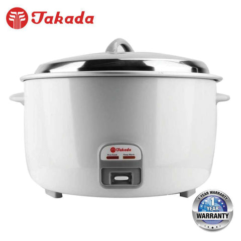 Image of TAKADA CFXB-100L Commercial Rice Cooker – 10L - almaxpress
