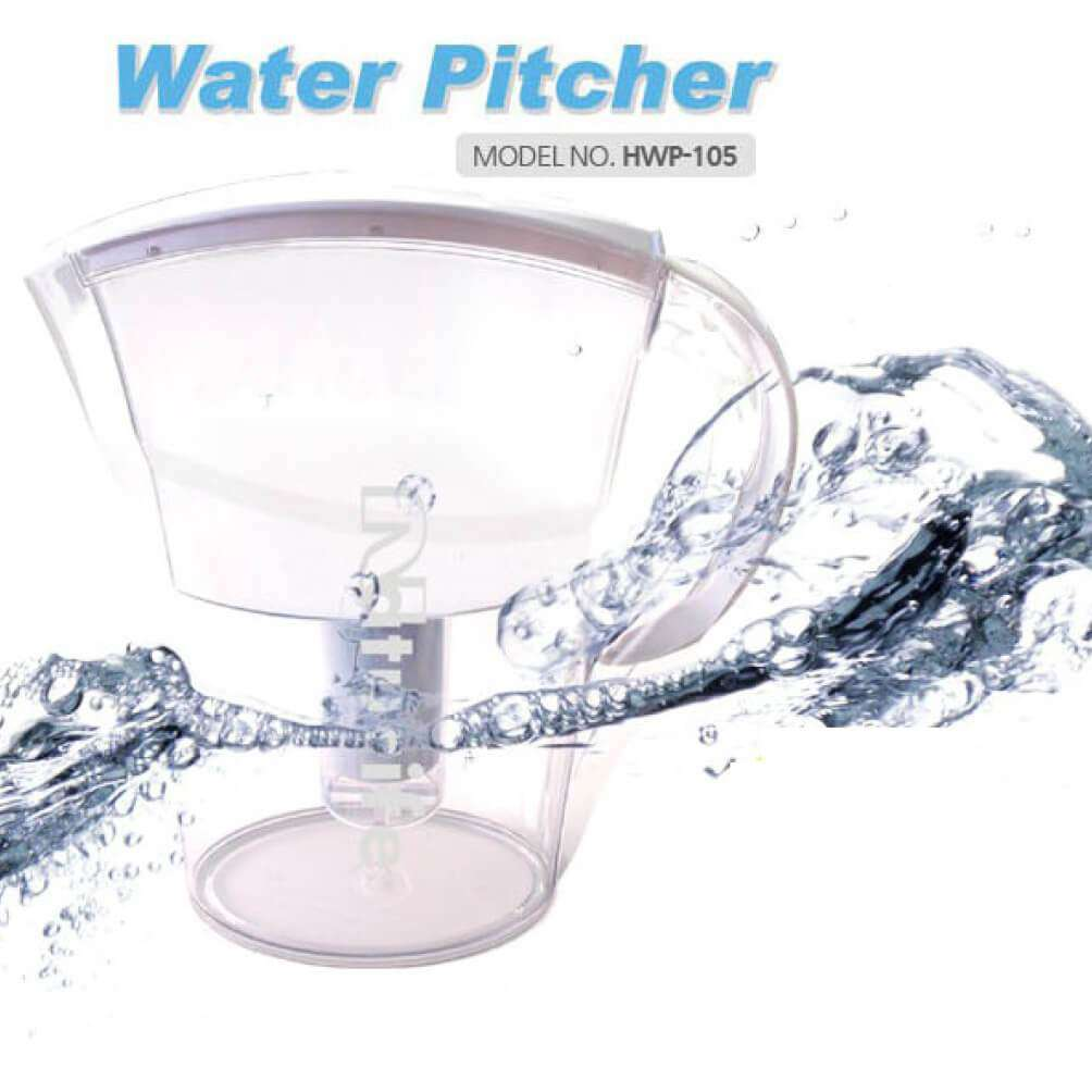 TAKADA HMP-105 Water Pitcher – 2.5L (by Korea Hyundai wacortec) - almaxpress