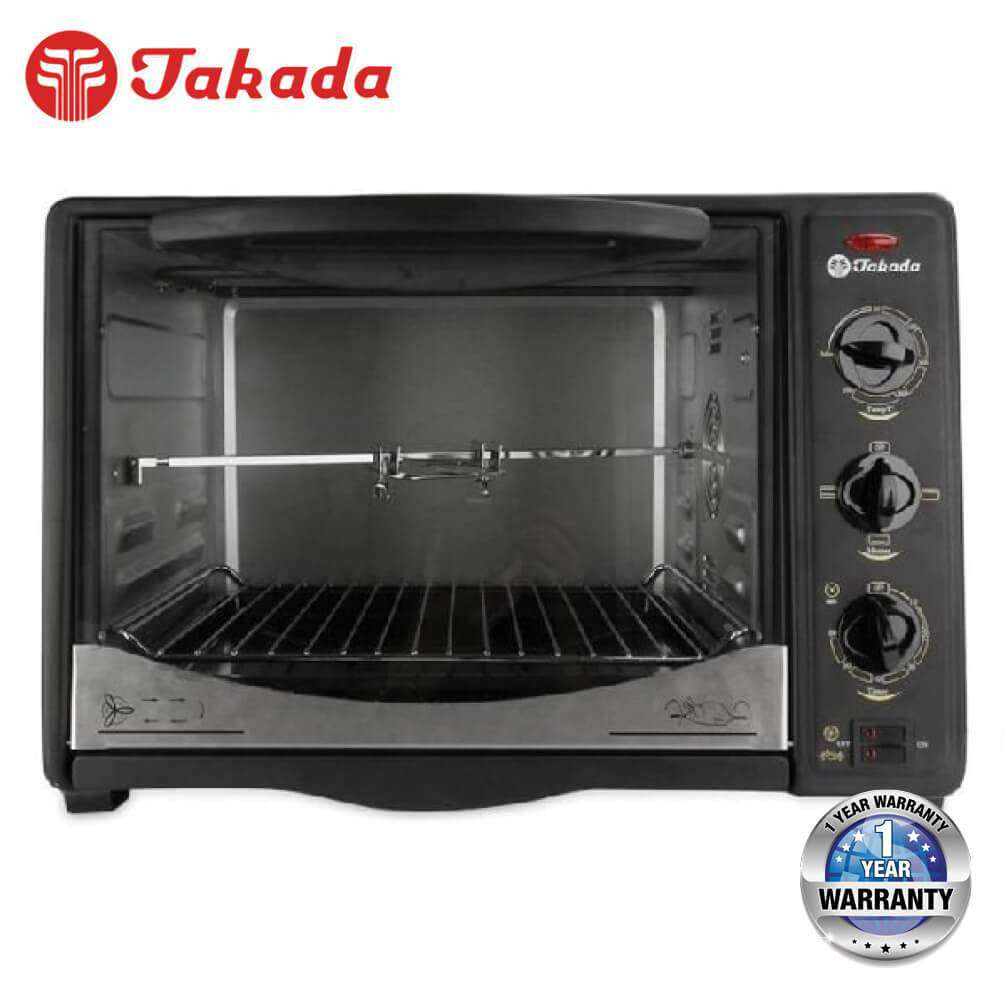 TAKADA ISB-034FG Electric Oven with Rotisserie – 34L - almaxpress