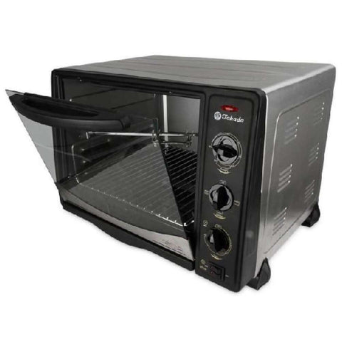 Image of TAKADA ISB-034FG Electric Oven with Rotisserie – 34L - almaxpress