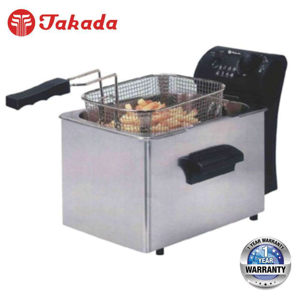 TAKADA ISB-306 Deep Fryer - 3.0L - almaxpress