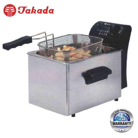 Image of TAKADA ISB-306 Deep Fryer - 3.0L - almaxpress