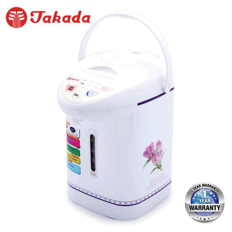 Image of TAKADA ISB-38HM Multi Function Electric Thermos Pot – 3.8L - almaxpress