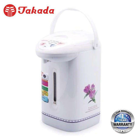 Image of TAKADA ISB-50HM Multi Function Electric Thermos Pot – 5.0L - almaxpress
