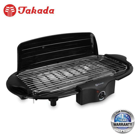 TAKADA ISB-6038B Electric BBQ Grill without Stand - almaxpress