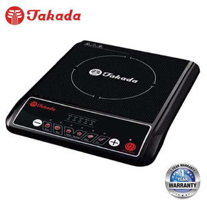 TAKADA ISB-622 Induction Cooker with Stainless Steel Pot - almaxpress