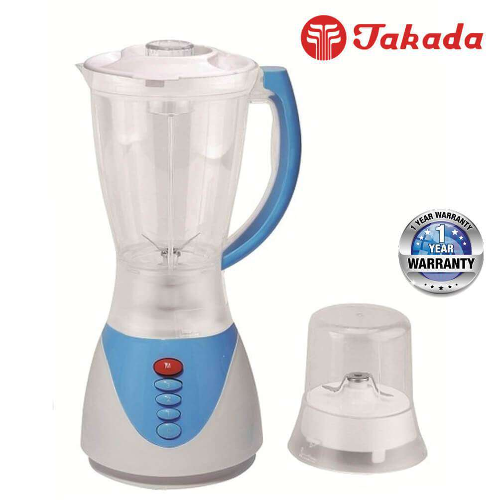 TAKADA ISB-731 High Power Blender with 4-speed control – 1.5L Capacity [Blue / Grey] - almaxpress