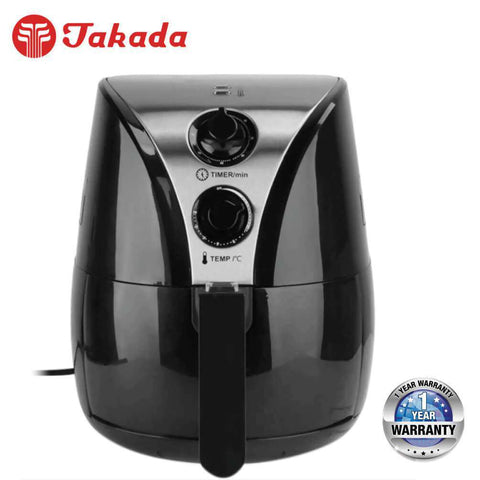 TAKADA ISB-AF11 Air Fryer (Oil Free Cooking) Healthier & Tastier Food with Almost No Oil - almaxpress