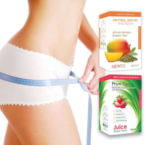 The Most Effective 15 Days Weight Loss Drink Pack - almaxpress