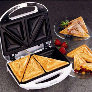 TAKADA TK-7 Sandwich Maker Non-Stick Surface can toast 2 slice at once