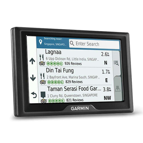 GARMIN Drive 51 | Dedicated GPS Navigator with Driver Alerts