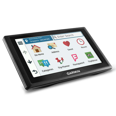 Image of GARMIN Drive 51 | Dedicated GPS Navigator with Driver Alerts