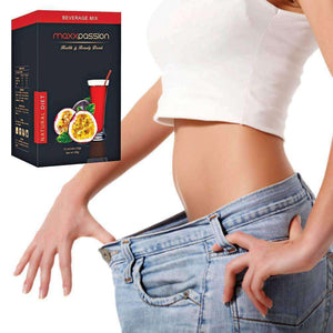 Nature's Passion Fruit Slim n Detox Drink | FREE Phyto Clear