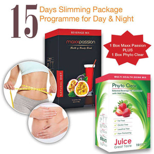 The Ultimate 15 Days Weight Loss Cleanse & Flush - almaxpress