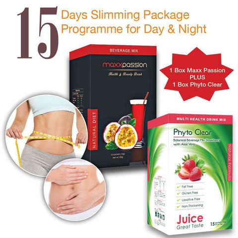 Image of The Ultimate 15 Days Weight Loss Cleanse & Flush - almaxpress