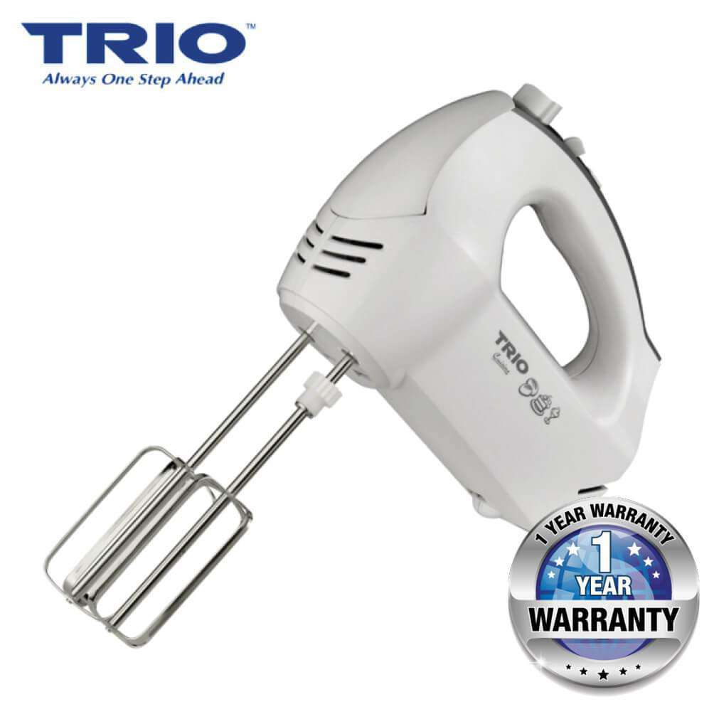 TRIO THM-236 5-Speed Hand Mixer - almaxpress